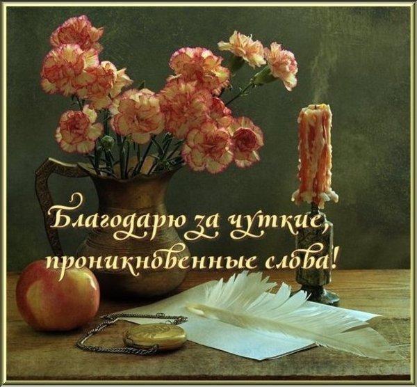 Картинка спасибо за красивые стихи