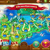 Скриншот игры Сокровища Маджонга Онлайн