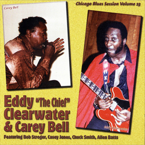 1998 - Eddie Clearwater & Carey Bell