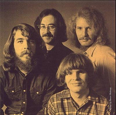 Creedence Clearwater Revival - 7 альбомов (1968-1972)