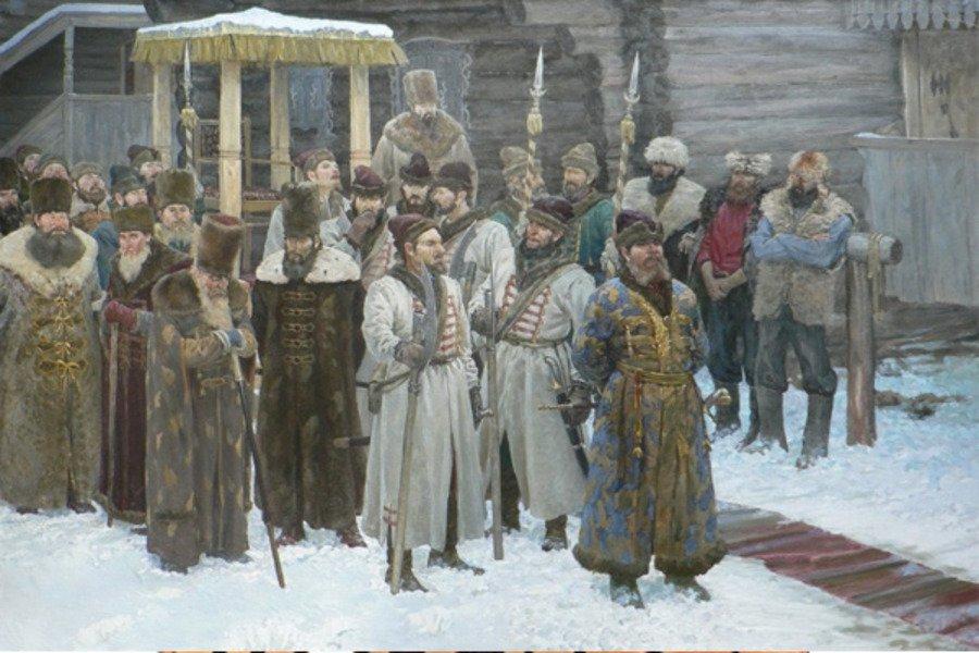 Бородатый указ Петра I