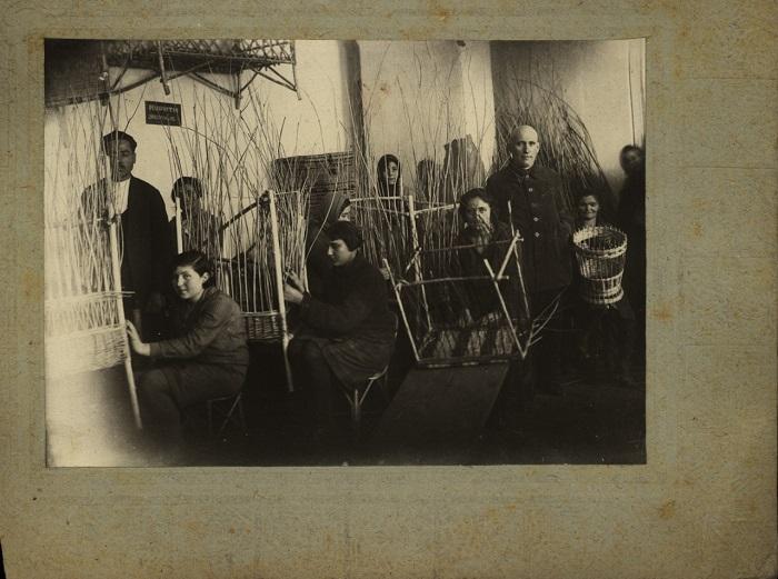 Общество «Допомога», Каменец-Подольский, 1931 год.